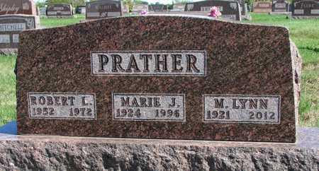 PRATHER, MALCOLM LYNN - Worth County, Missouri | MALCOLM LYNN PRATHER - Missouri Gravestone Photos
