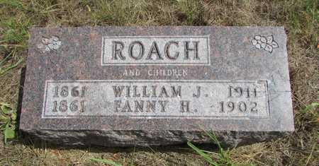ROACH, CHILDREN - Worth County, Missouri | CHILDREN ROACH - Missouri Gravestone Photos