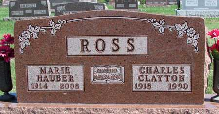 ROSS, MARIE - Worth County, Missouri | MARIE ROSS - Missouri Gravestone Photos