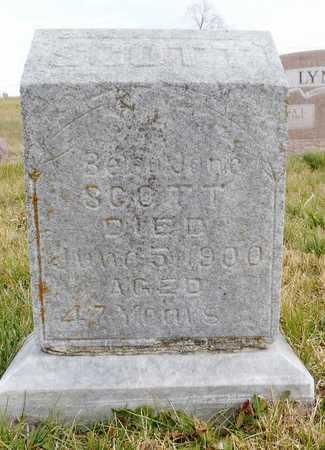 SCOTT, BETSY JANE - Worth County, Missouri | BETSY JANE SCOTT - Missouri Gravestone Photos