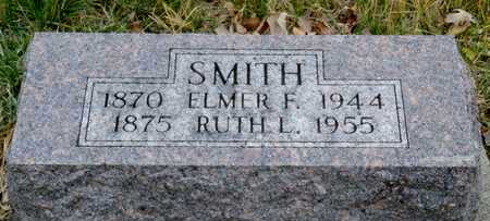 SMITH, ELMER F. - Worth County, Missouri | ELMER F. SMITH - Missouri Gravestone Photos
