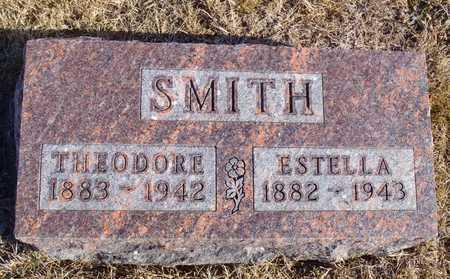 SMITH, LAURA ESTELLA - Worth County, Missouri | LAURA ESTELLA SMITH - Missouri Gravestone Photos