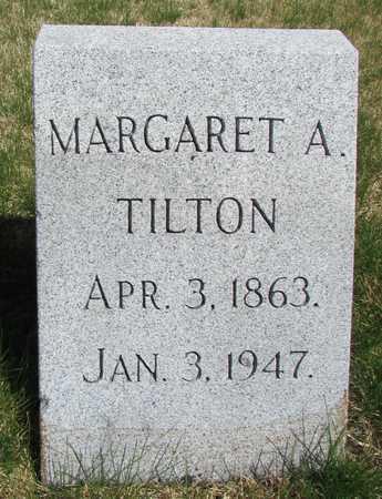 TILTON, MARGARET A. - Worth County, Missouri | MARGARET A. TILTON - Missouri Gravestone Photos