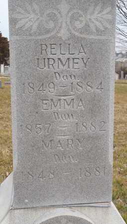 JONES, MARY - Worth County, Missouri | MARY JONES - Missouri Gravestone Photos