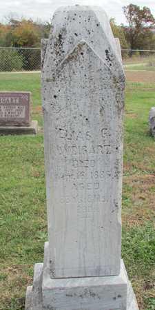 WEIGART, ELIAS GRADLIL - Worth County, Missouri | ELIAS GRADLIL WEIGART - Missouri Gravestone Photos