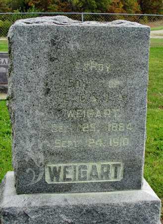 WEIGART, LEROY - Worth County, Missouri | LEROY WEIGART - Missouri Gravestone Photos