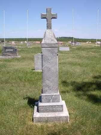 GOEDERT, ANNA - Adams County, Nebraska | ANNA GOEDERT - Nebraska Gravestone Photos