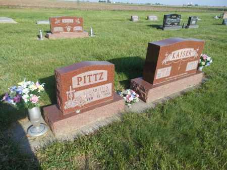 PITTZ, ELIZABETH S - Adams County, Nebraska | ELIZABETH S PITTZ - Nebraska Gravestone Photos