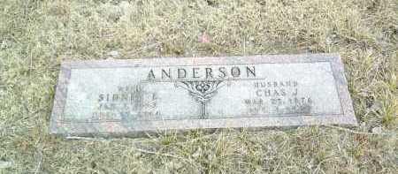ANDERSON, CHARLES - Antelope County, Nebraska | CHARLES ANDERSON - Nebraska Gravestone Photos