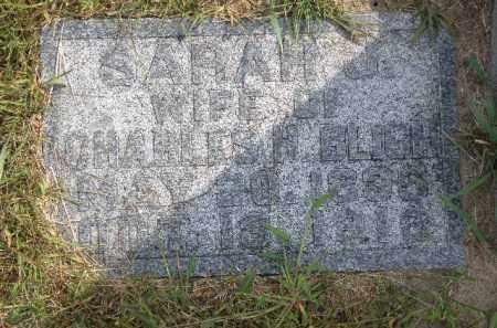 BLIGH, SARAH J - Antelope County, Nebraska | SARAH J BLIGH - Nebraska Gravestone Photos