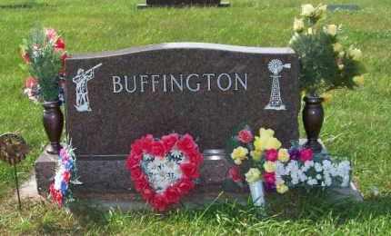 BUFFINGTON, ESTHER - Antelope County, Nebraska | ESTHER BUFFINGTON - Nebraska Gravestone Photos