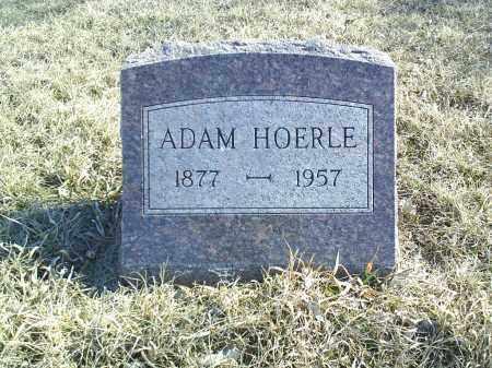 HOERLE, ADAM - Antelope County, Nebraska | ADAM HOERLE - Nebraska Gravestone Photos