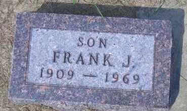 KLAMERT, FRAMK J - Antelope County, Nebraska | FRAMK J KLAMERT - Nebraska Gravestone Photos