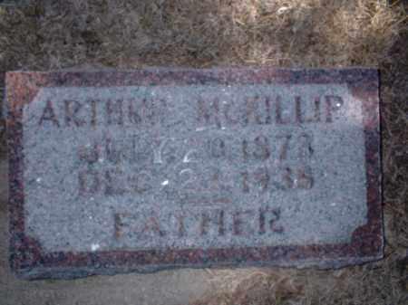 MCKILLIP, ARTHUR - Antelope County, Nebraska   ARTHUR MCKILLIP - Nebraska Gravestone Photos