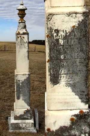 MILLER, ANNE - Antelope County, Nebraska | ANNE MILLER - Nebraska Gravestone Photos
