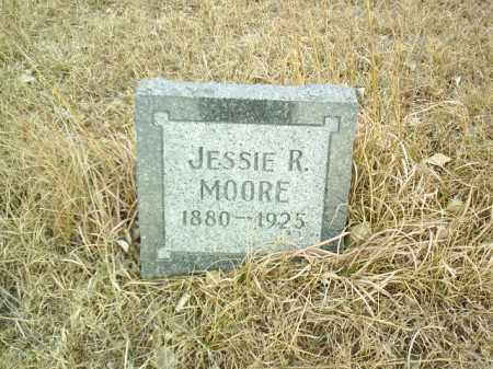 MOORE, JESSIE R - Antelope County, Nebraska | JESSIE R MOORE - Nebraska Gravestone Photos