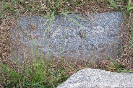 MOORE, MAHALA AMELIA - Antelope County, Nebraska   MAHALA AMELIA MOORE - Nebraska Gravestone Photos
