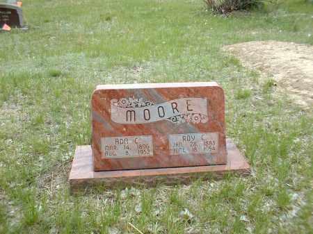 MOORE, ADA - Antelope County, Nebraska | ADA MOORE - Nebraska Gravestone Photos