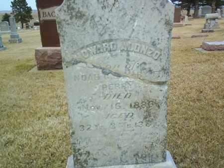 PERRY, HOWARD - Antelope County, Nebraska | HOWARD PERRY - Nebraska Gravestone Photos