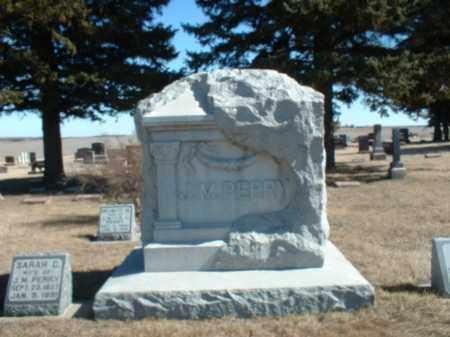 PERRY, SARAH C - Antelope County, Nebraska | SARAH C PERRY - Nebraska Gravestone Photos
