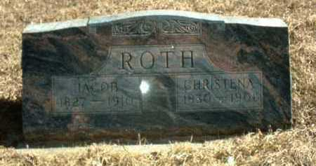 ROTH, CHRISTENA - Antelope County, Nebraska | CHRISTENA ROTH - Nebraska Gravestone Photos