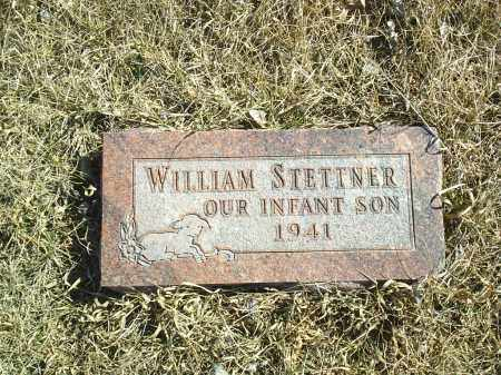 STETTNER, WILLIAM - Antelope County, Nebraska | WILLIAM STETTNER - Nebraska Gravestone Photos