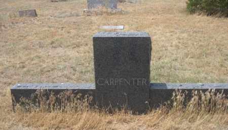 CARPENTER, STELL - Banner County, Nebraska   STELL CARPENTER - Nebraska Gravestone Photos