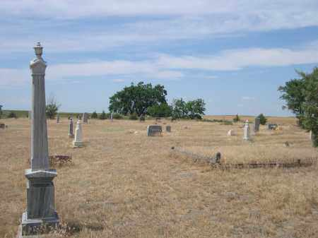 *GABE ROCK CEMETERY, VIEW OF - Banner County, Nebraska   VIEW OF *GABE ROCK CEMETERY - Nebraska Gravestone Photos