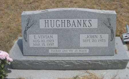 HUGHBANKS, JOHN S. - Banner County, Nebraska | JOHN S. HUGHBANKS - Nebraska Gravestone Photos