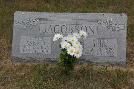 JACOBSON, JOHN - Blaine County, Nebraska | JOHN JACOBSON - Nebraska Gravestone Photos