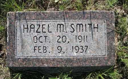 SMITH, HAZEL M. - Blaine County, Nebraska | HAZEL M. SMITH - Nebraska Gravestone Photos