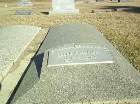 BENNETT, ALLEN - Boone County, Nebraska | ALLEN BENNETT - Nebraska Gravestone Photos