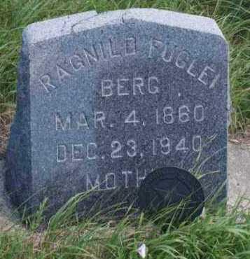 BERG, RAGNILD - Boone County, Nebraska | RAGNILD BERG - Nebraska Gravestone Photos