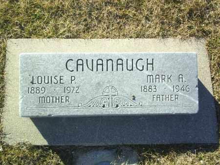 CAVANAUGH, LOUISE - Boone County, Nebraska | LOUISE CAVANAUGH - Nebraska Gravestone Photos