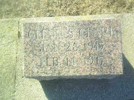 CLARK, GLENN - Boone County, Nebraska   GLENN CLARK - Nebraska Gravestone Photos