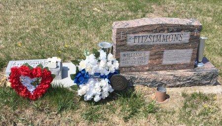 FITZSIMMONS, WILLIAM E - Boone County, Nebraska | WILLIAM E FITZSIMMONS - Nebraska Gravestone Photos