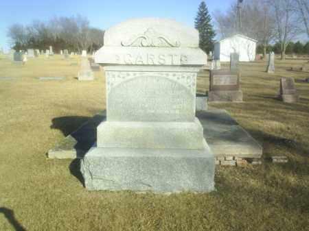 GARST, FREDERICK - Boone County, Nebraska | FREDERICK GARST - Nebraska Gravestone Photos