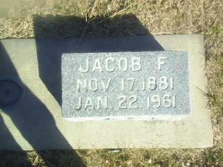 HIRSCH, JACOB - Boone County, Nebraska | JACOB HIRSCH - Nebraska Gravestone Photos
