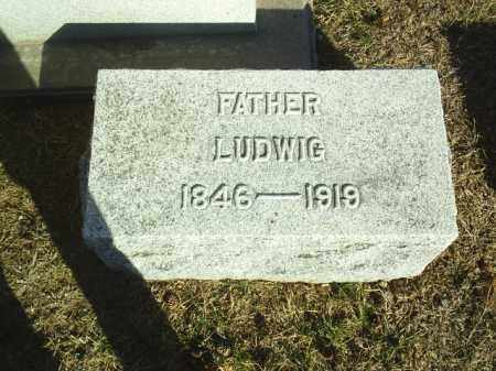 JUSTUS, LUDWIG - Boone County, Nebraska | LUDWIG JUSTUS - Nebraska Gravestone Photos