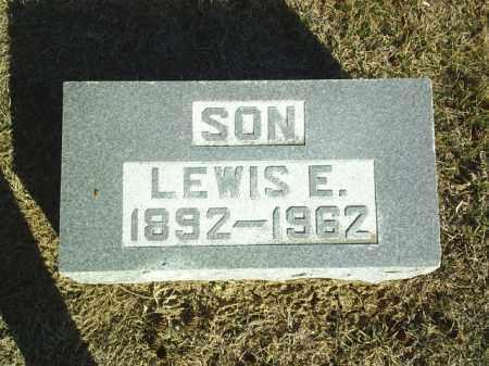 JUSTUS, LEWIS - Boone County, Nebraska | LEWIS JUSTUS - Nebraska Gravestone Photos