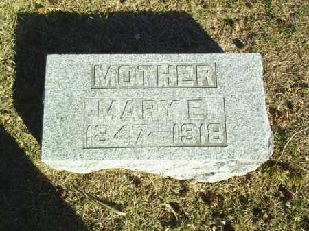 JUSTUS, MARY - Boone County, Nebraska   MARY JUSTUS - Nebraska Gravestone Photos