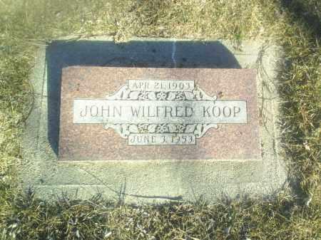 KOOP, JOHN - Boone County, Nebraska   JOHN KOOP - Nebraska Gravestone Photos