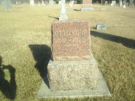 KOOP, OTTO - Boone County, Nebraska   OTTO KOOP - Nebraska Gravestone Photos