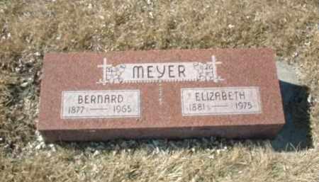 MEYER, ELIZABETH - Boone County, Nebraska | ELIZABETH MEYER - Nebraska Gravestone Photos