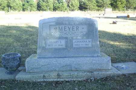 MEYER, HENRY - Boone County, Nebraska | HENRY MEYER - Nebraska Gravestone Photos