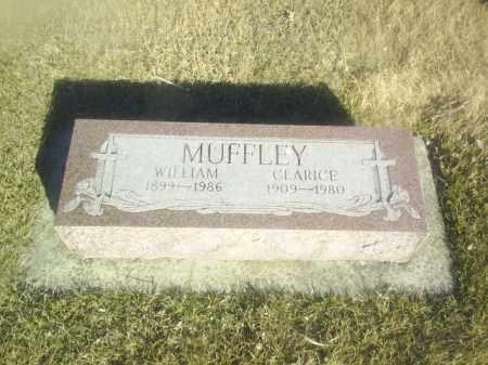 MUFFLEY, CLARICE - Boone County, Nebraska | CLARICE MUFFLEY - Nebraska Gravestone Photos