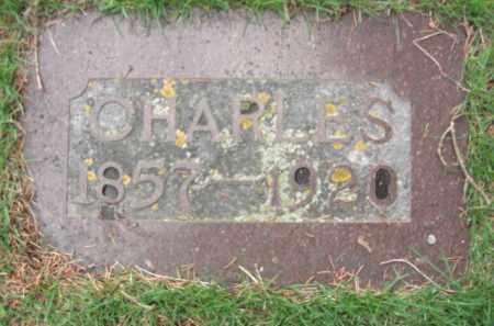 REYNOLDSON, CHARLES - Boone County, Nebraska   CHARLES REYNOLDSON - Nebraska Gravestone Photos