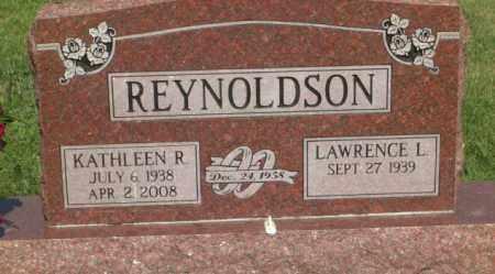 REYNOLDSON, KATHLEEN R - Boone County, Nebraska | KATHLEEN R REYNOLDSON - Nebraska Gravestone Photos
