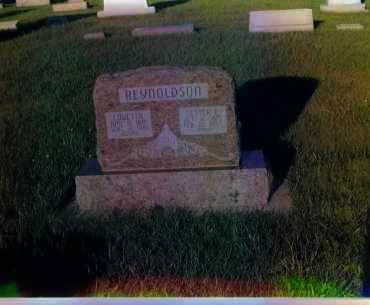 REYNOLDSON, LOUETTA - Boone County, Nebraska | LOUETTA REYNOLDSON - Nebraska Gravestone Photos