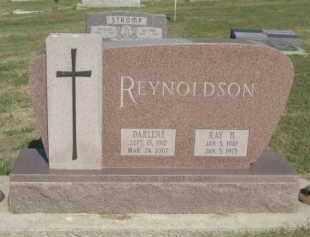 REYNOLDSON, DARLENE AMELIA - Boone County, Nebraska | DARLENE AMELIA REYNOLDSON - Nebraska Gravestone Photos